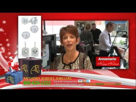 Anthony Robert Jewelers Holiday Commercial / Produced by SR Video 845-429-1116