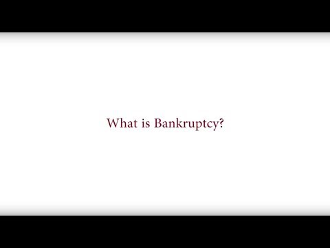 Debt Management | How to Deal with Bankruptcy | Westgeest, Vancouver