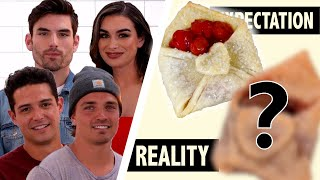 Bachelor in Paradise Stars Ashley Iaconneti and Jared Haibon Try to Re-Create Love Note Pies!!