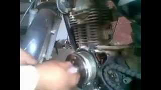 How To Replace Timing Chain in a Motorcycle by Mandy Newcity