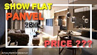 05| 2 Bhk Flat In Panvel | Price Luxurious Apartment @arihant Asphire | Interior Design