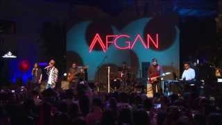 Afgan @ Music Matters Live with HP 2014