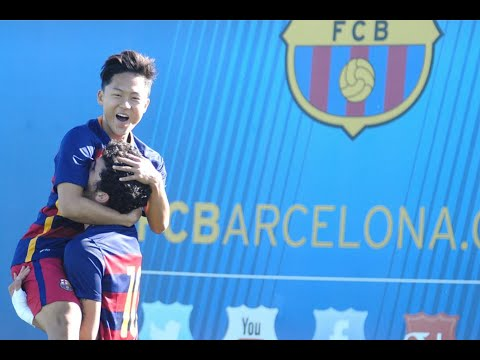 Lee Seung-woo 이승우 2016 ● Barcelona Juvenil A