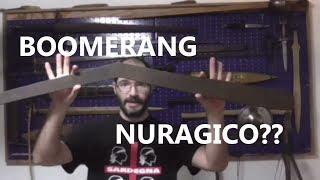 Sfatato il mito del Boomerang Nuragico?