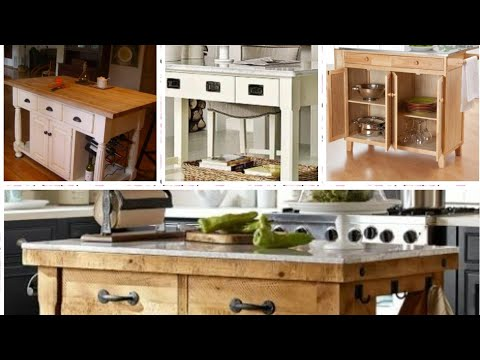 50-amazing-movable-kitchen-island-ideas-and-designs,-mobile-kitchen-islands