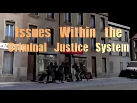 Issues Within the Criminal Justice System