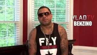 Benzino Addresses Crooked I