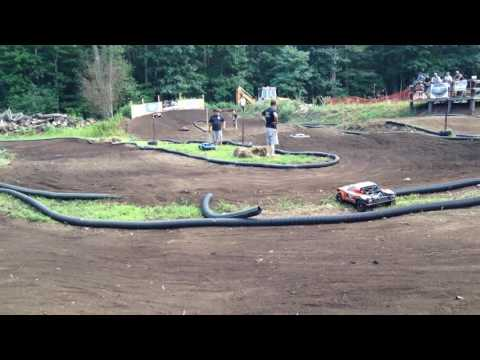 A Main 1/5th SC - Mammoth Raceway New Hampshire #3