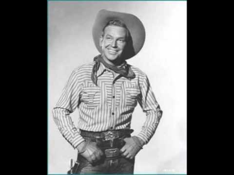 I'm Lonely My Darlin' (1956) - Rex Allen and The Mellomen