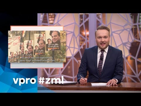 Egypte - Zondag met Lubach (S08)