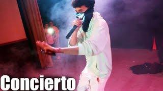Me quito los LENTES en mi CONCIERTO (HotSpanish Vlogs)