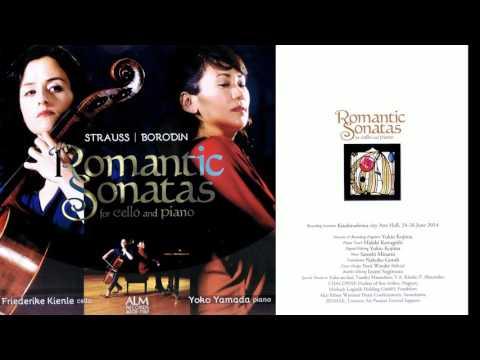 The Swan- Friederike Kienle, Violoncello, Yoko Yamada, Piano