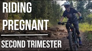 Riding Pregnant - Second Trimester - Dusty Betty Women's Mountain Biking