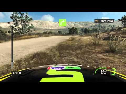 WRC 5 eSports - Round 3 - Mexico - Thursday