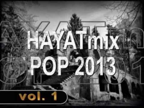 HAYATmixPOP 2013 vol 1