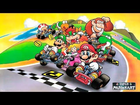 Super Mario Kart  Las 3 Copas / All 3 Cups (50cc Class)