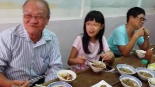台灣 嘉義市 最 好吃 的 美食 推薦 大腸豬血湯 坐飛機來吃 是值得的啦!【古早味小吃】【嘉義美食】嘉義諸羅美食【健康古早味-阿忠師】【#台灣小吃】#古早味美食