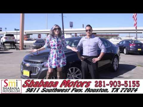 Shabana Motors by Mi Gente TV Houston