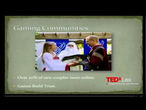 TEDxLex - Michael Hartman - Save Your Game, Save t...