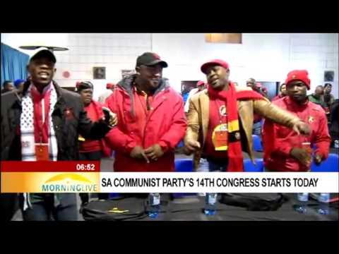 SA Communist Party's 14th Congress gets underway