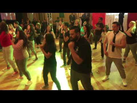Glendora Grand Christmas Party Dance 2015