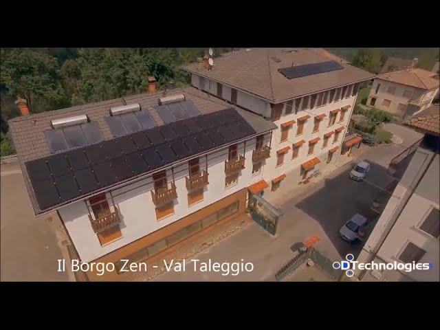 Il Borgo Zen: una casa vacanze immersa nella natura delle Prealpi Orobiche, in Val Taleggio