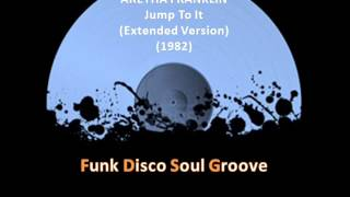 ARETHA FRANKLIN - Jump To It (Extended Version) (1982)