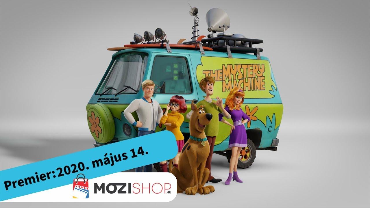 Scooby! - magyar szinkronos előzetes #2 / Animáció Vígjáték
