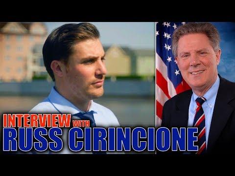 "Russ Cirincione Takes on Frank Pallone Jr. (aka Nancy Pelosi's ""Enforcer"") | Full Interview"