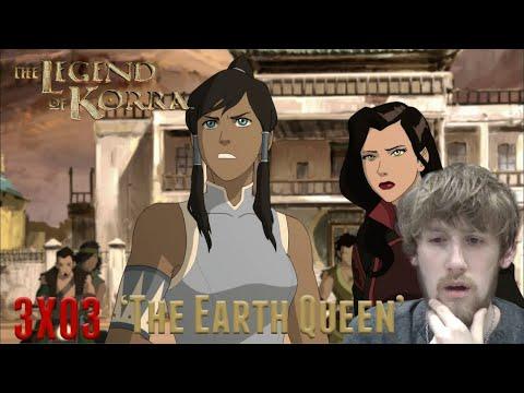 The Legend Of Korra Season 3 Episode 3 - 'The Earth Queen' Reaction