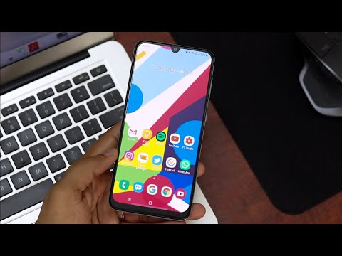 Samsung Galaxy A50 new update.(A much needed one!!)