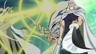 """Cấp độ Sức Mạnh của Sư phụ Luffy """"Vua Bóng Tối"""" SILVERS RAYLEIGH [One Piece Chapter 958]"""