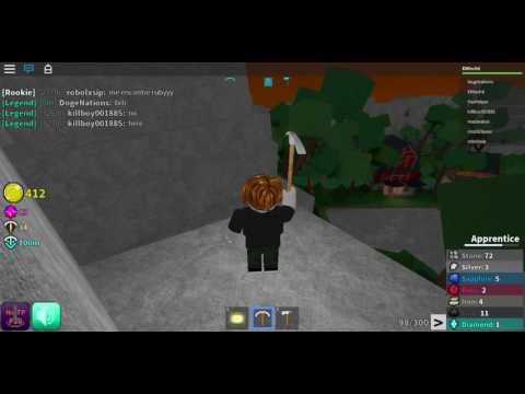 roblox azure mines glitch free diamonds