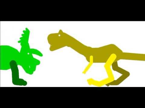 Arrhinoceratops Vs Siamotyrannus
