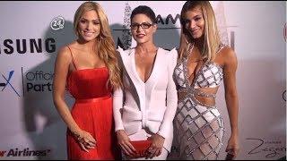 Tendencias24: Así  lucieron las celebridades en la Pink  Carpet del  Sambil Model 2017