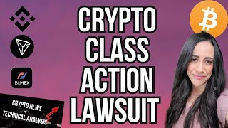 BITCOIN TO $8000 - CRYPTO ICO CLASS ACTION LAWSUIT - Poloniex ieo PLATFOM - ETH TEZOS