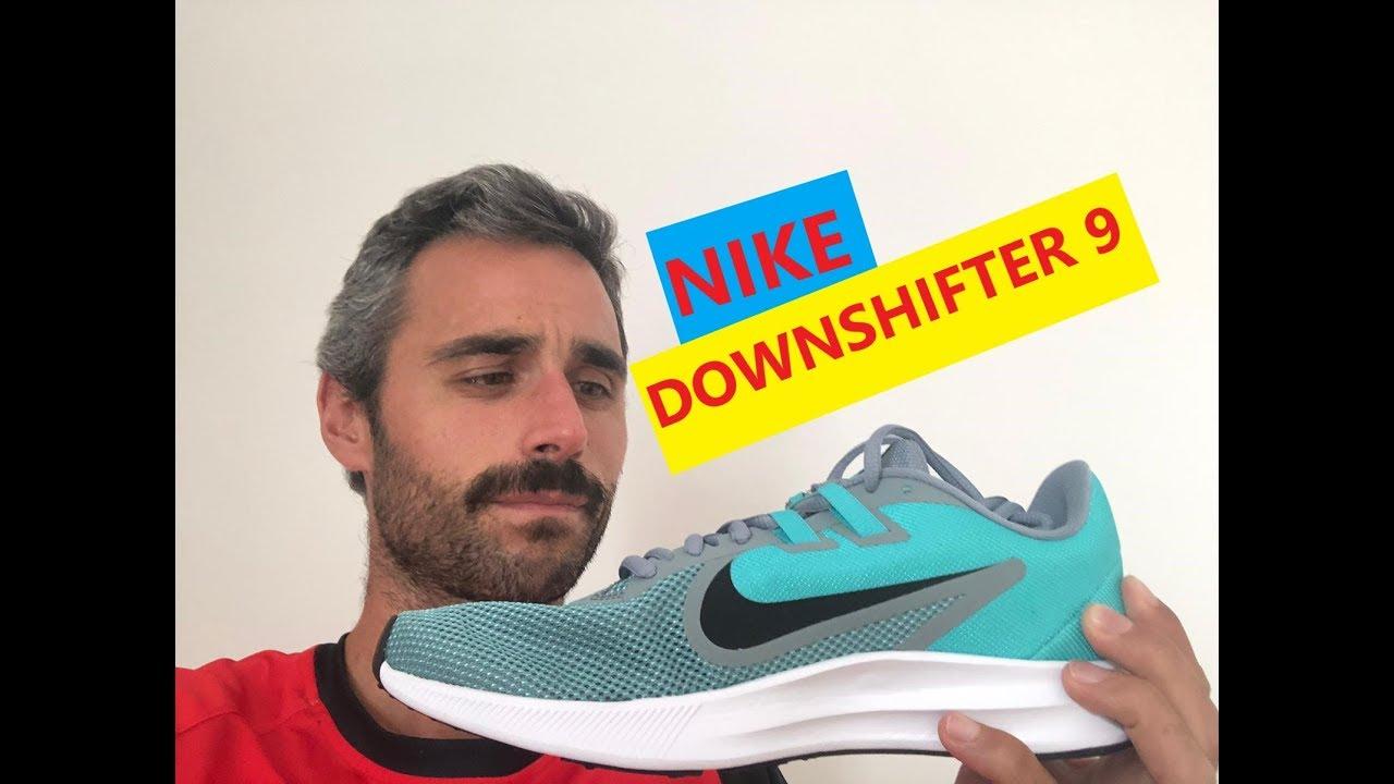nike downshifter 9 zapatillas de running
