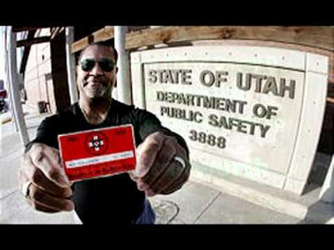 Straight Outta Utah-Meet the Original Hip Hop Cop Ron Stallworth (Breakdown FM)