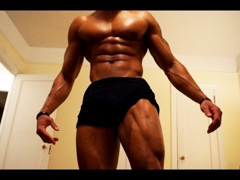 How To Build Killer Quads Without Weights (Sissy Squats For Bigger Stronger Legs) Big Brandon Carter