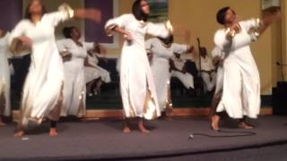 "EXPRESSION OF HOPE PRAISE DANCE TO ""TAKE ME TO THE KING"""