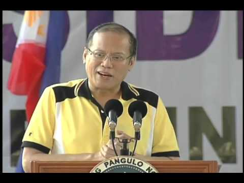 Meeting with Local Leaders and the Community in Cagayan de Oro City (Speech) 4/22/2013