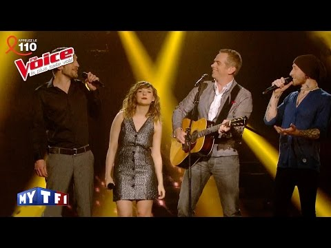 Elvis Presley – Suspicious Minds | Garou et ses talents | The Voice France 2014 │Prime 1