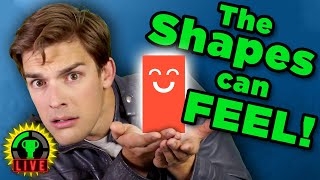 Shapes Have Feelings TOO! | Thomas Was Alone