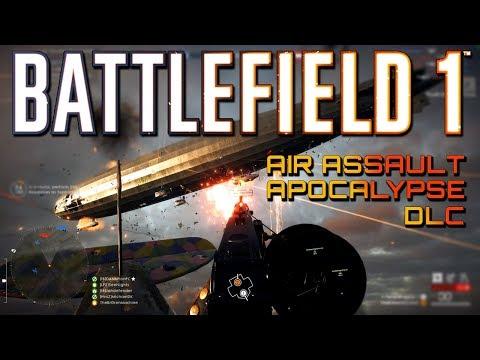 Battlefield 1: Air Assault - Apocalypse DLC Gameplay (ULTRA SETTINGS 1440P 60FPS)