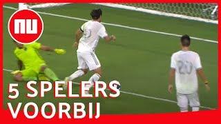 Carlos Vela gaat de wereld over met fantastische goal na prachtige aanval