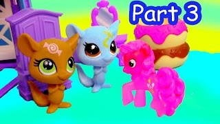 Lps Pinkie Pie's Pickup - Diva Dahhhhling - Littlest Pet Shop Lps Series Part 3 Video