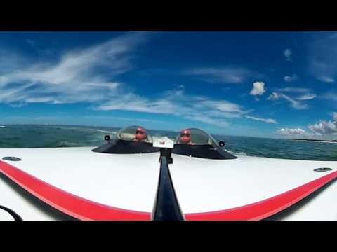2nd Amendment USA 360º Clearwater SBI Offshore Race Part 1