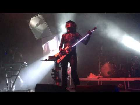 IAMX  The Alternative   in Wiesbaden 26112016