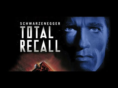 Total Recall (1990) VHS Movie Review