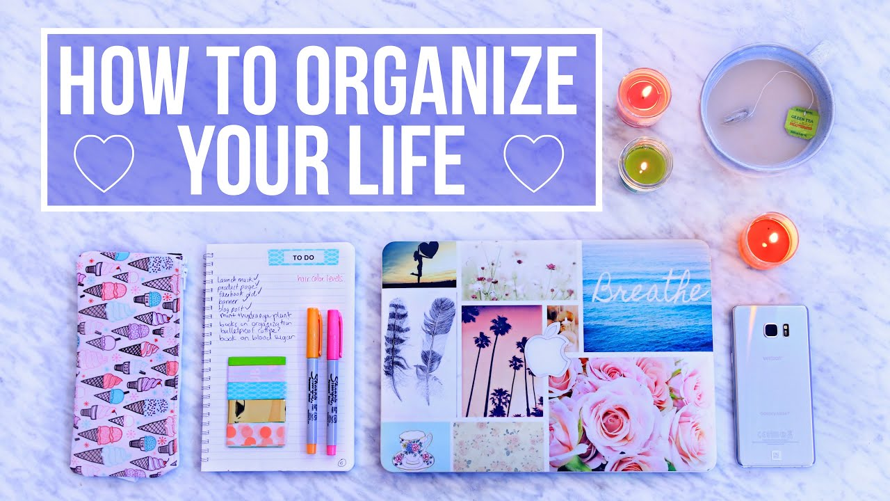 How to Reorganize Your Life forecasting